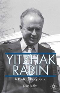 Cover Yitzhak Rabin