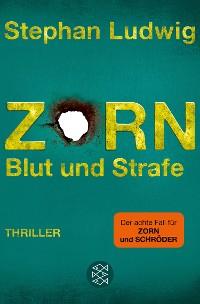 Cover Zorn 8 - Blut und Strafe