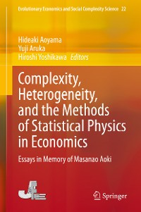 Cover Complexity, Heterogeneity, and the Methods of Statistical Physics in Economics