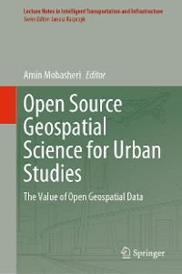Cover Open Source Geospatial Science for Urban Studies