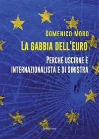 Cover La gabbia dell'euro