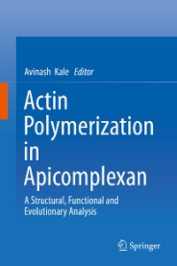 Cover Actin Polymerization in Apicomplexan