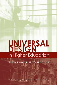 Cover Universal Design in Higher Education