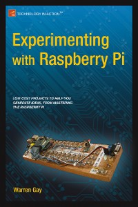Cover Experimenting with Raspberry Pi