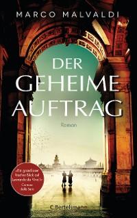 Cover Der geheime Auftrag