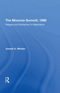 Cover Moscow Summit, 1988