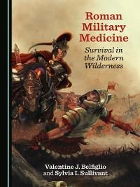 Cover Roman Military Medicine