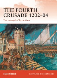 Cover Fourth Crusade 1202 04