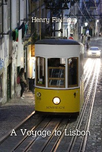 Cover A Voyage to Lisbon