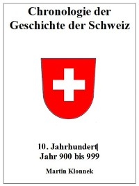 Cover Chronologie Schweiz 10