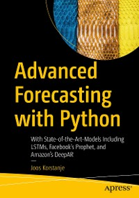 Cover Advanced Forecasting with Python