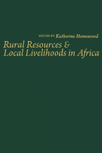 Cover Rural Resources and Local Livelihoods in Africa