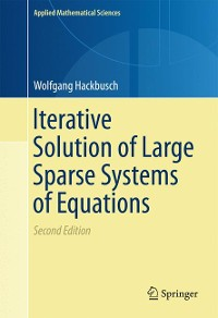 Cover Iterative Solution of Large Sparse Systems of Equations