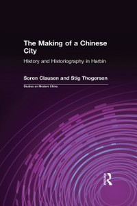 Cover Making of a Chinese City
