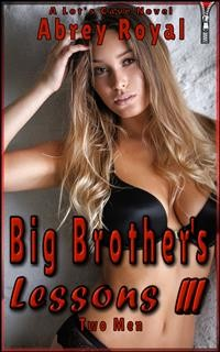 Cover Big Brother's Lessons III - Two Men