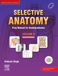 Cover Selective Anatomy Vol 2, 2nd Edition-E-book