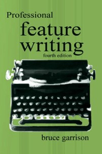 Cover Professional Feature Writing