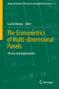 Cover The Econometrics of Multi-dimensional Panels