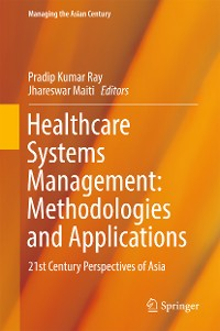 Cover Healthcare Systems Management: Methodologies and Applications