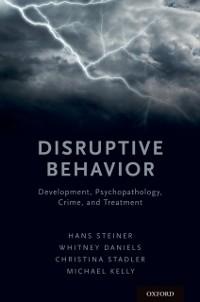 Cover Disruptive Behavior