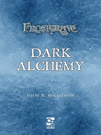 Cover Dark Alchemy