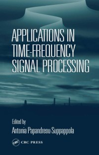 Cover Applications in Time-Frequency Signal Processing