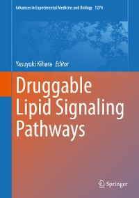 Cover Druggable Lipid Signaling Pathways