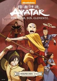 Cover Avatar - Der Herr der Elemente 2: Das Versprechen 2