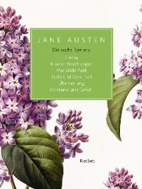 Cover Die sechs Romane