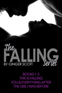 Cover Falling Series Boxed Set, Books #1-3