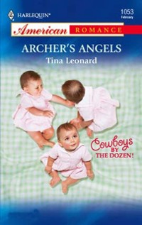 Cover Archer's Angels (Mills & Boon American Romance)