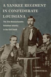 Cover Yankee Regiment in Confederate Louisiana