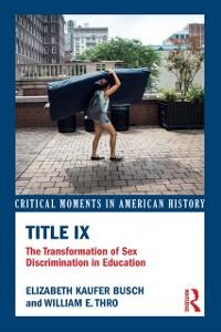 Cover Title IX