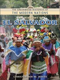 Cover The History of El Salvador