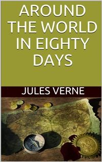 Cover Around the World in Eighty Days