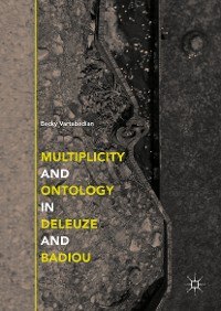 Cover Multiplicity and Ontology in Deleuze and Badiou