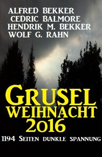 Cover Grusel-Weihnacht 2016