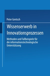 Cover Wissenserwerb in Innovationsprozessen