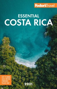 Cover Fodor's Essential Costa Rica