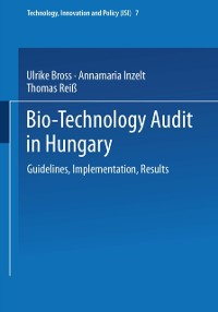 Cover Bio-Technology Audit in Hungary