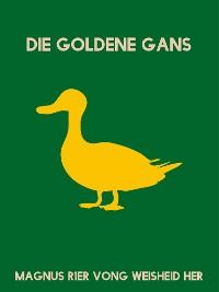 Cover Die goldene Gans