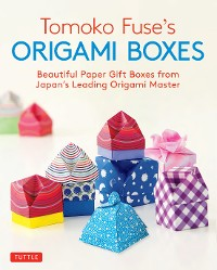 Cover Tomoko Fuse's Origami Boxes