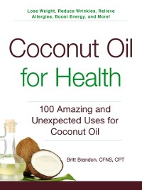 Cover Coconut Oil for Health