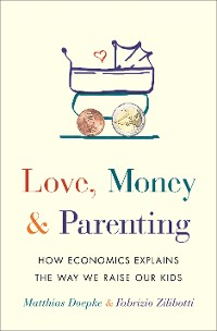 Cover Love, Money, and Parenting
