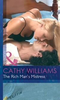 Cover Rich Man's Mistress (Mills & Boon Modern)