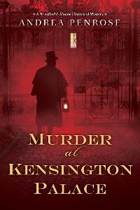 Cover Murder at Kensington Palace