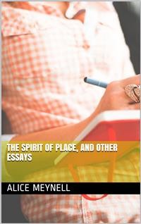 Cover The Spirit of Place, and Other Essays
