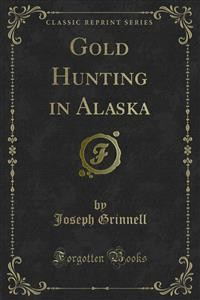 Cover Gold Hunting in Alaska