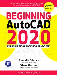 Cover Beginning AutoCAD 2020 Exercise Workbook