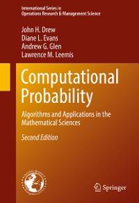 Cover Computational Probability
